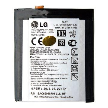 باتری ال جی G2 مدل BL-T7 ظرفیت 3000 میلی آمپر ساعت - 1