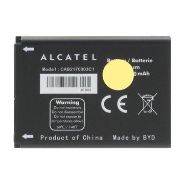 باتری اورجینال آلکاتل CAB2170003C1 ظرفیت 500 میلی آمپر ساعت-1