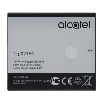 باتری اورجینال آلکاتل Pop 4 مدل TLp025H1 ظرفیت 2500 میلی آمپر ساعت