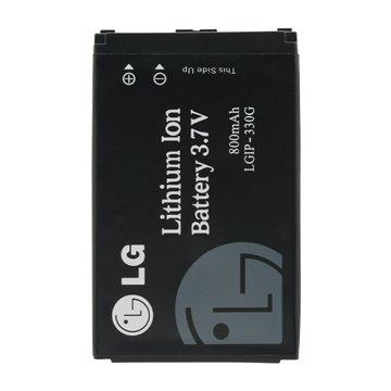 باتری اورجینال ال جی LGIP-330G ظرفیت 800 میلی آمپر ساعت -1