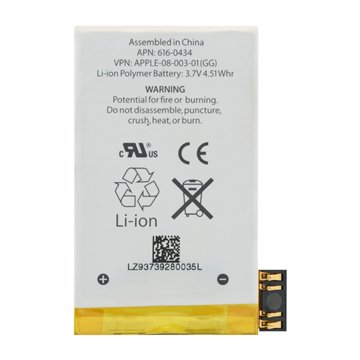 باتری اورجینال اپل آیفون 3GS ظرفیت 1220 میلی آمپر ساعت-1