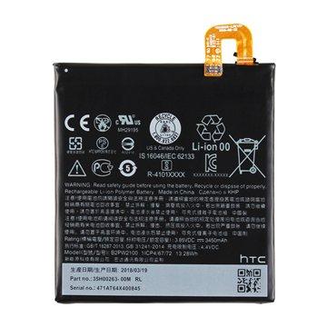 باتری اورجینال اچ تی سی B2PW2100 ظرفیت 3450 میلی آمپر ساعت