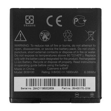 باتری اورجینال اچ تی سی BI39100 ظرفیت 1600 میلی آمپر ساعت