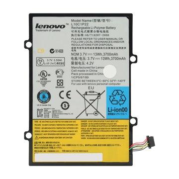 باتری اورجینال تبلت لنوو IdeaPad A1 مدل L10C1P22 ظرفیت 3700 میلی آمپر ساعت-1