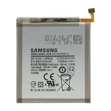 باتری اورجینال سامسونگ گلکسی A40 مدل EB-BA405ABE ظرفیت 3100 میلی آمپر ساعت-1