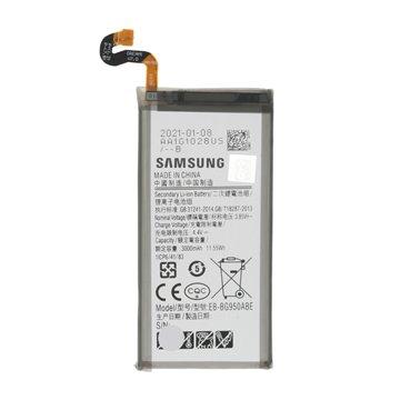 باتری اورجینال سامسونگ گلکسی S8 مدل EB-BG950ABE ظرفیت 3000 میلی آمپر ساعت
