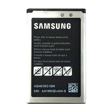 باتری اورجینال سامسونگ AB463651BN ظرفیت 1000 میلی آمپر ساعت-1