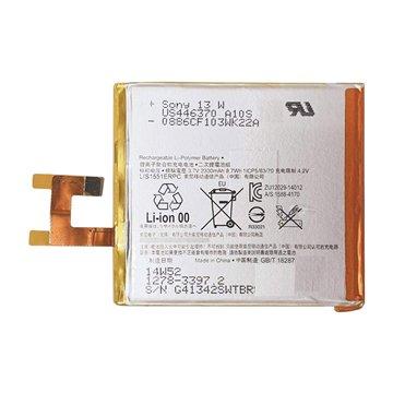 باتری اورجینال سونی اکسپریا M2 مدل LIS1551ERPC ظرفیت 2330 میلی آمپر ساعت-1