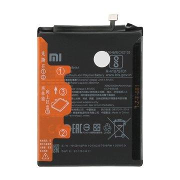 باتری اورجینال شیائومی BN4A ظرفیت 4000 میلی آمپر ساعت-1