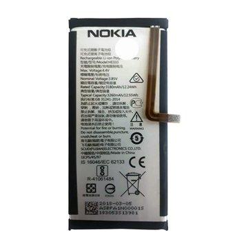 باتری اورجینال نوکیا 8 سیروکو مدل HE333 ظرفیت 3180 میلی آمپر ساعت-1