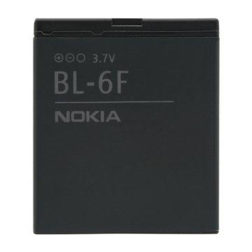 باتری اورجینال نوکیا BL-6F ظرفیت 1200 میلی آمپر ساعت -1