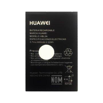 باتری اورجینال هواوی HBL3A ظرفیت 600 میلی آمپر ساعت-1