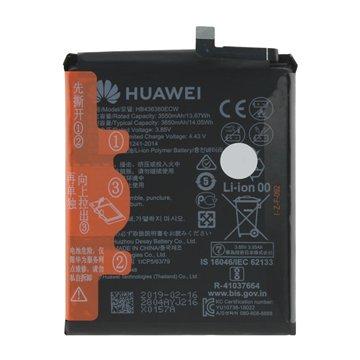 باتری اورجینال هواوی P30 مدل HB436380ECW ظرفیت 3650 میلی آمپر ساعت