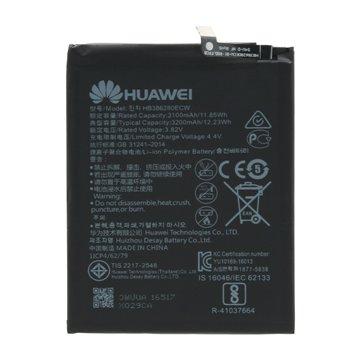 باتری هواوی HB386280ECW ظرفیت 3200 میلی آمپر ساعت -1