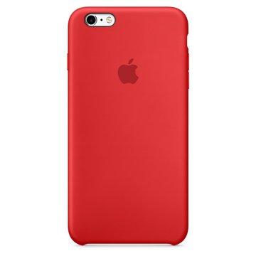 خرید کاور موبایل سیلیکونی اپل آیفون 6 پلاس و 6S پلاس - 1