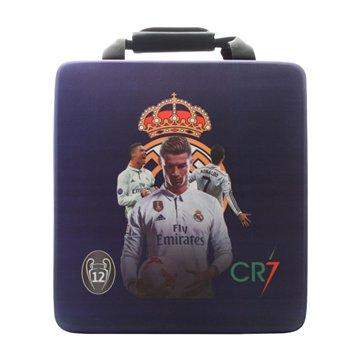 خرید کیف پلی استیشن 4 پرو طرح CR7 - 1