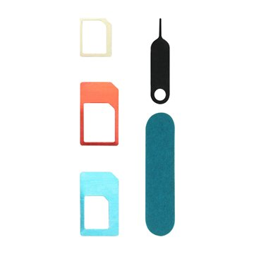 خشاب تبدیل سیم کارت نانو و میکرو  -1