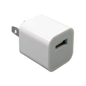 شارژر دیواری اپل آیفون مدل MB707ZMA - 1