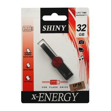 فلش مموری ایکس انرژی مدل Shiny ظرفیت 32 گیگابایت - 1