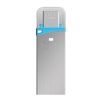 فلش مموری OTG USB 3.0 امتک مدل S220 ظرفیت 16 گیگابایت - 1