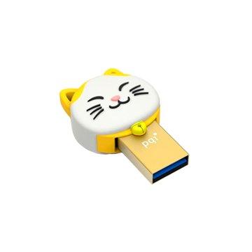 فلش مموری OTG USB 3.0 پی کیو آی مدل Connect 303 ظرفیت 128 گیگابایت - 1