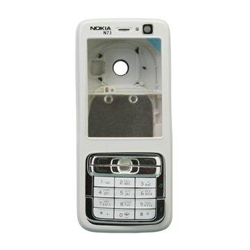 قاب و شاسی موبایل نوکیا مدل N73 - 1