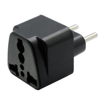 مبدل برق 3 پین به 2 پین PL-PC50 - 1