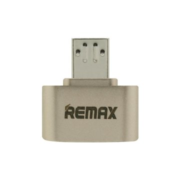 مبدل USB به MicroUSB ریمکس مدل RA-OTG بسته ده تایی-1