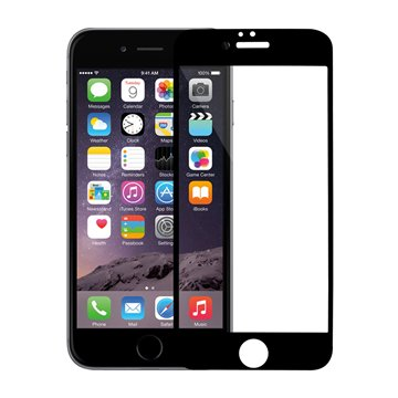 محافظ صفحه نمایش 9D اپل آیفون 6 پلاس - 1
