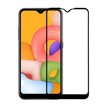محافظ صفحه نمایش 9D سامسونگ گلکسی A01 - 1