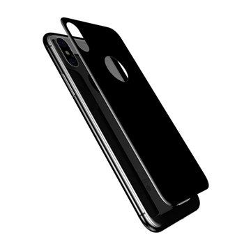 محافظ پشت گوشی راک مدل 4D Tempered اپل آیفون X - 1