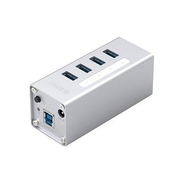 هاب 4 پورت USB 3.0 اوریکو مدل A3H4-V2-1