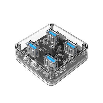 هاب 4 پورت USB 3.0 اوریکو مدل MH4U-U3 - 1