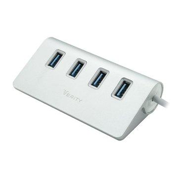 هاب 4 پورت USB 3.0 وریتی مدل H406 -1