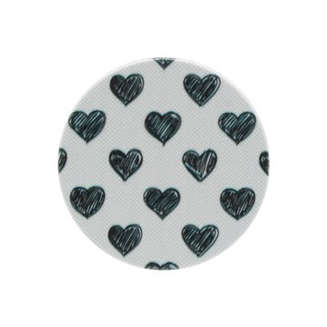پاپ سوکت کلاسیک طرح Tiny hearts TH02