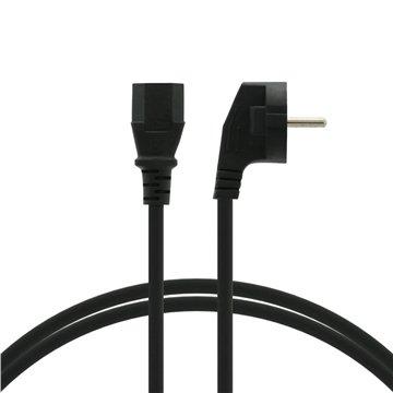 کابل برق کامپیوتر تسکو طول 2 متر - 1