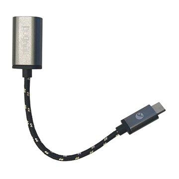 کابل تبدیل اورجینال USB-C به USB بیاند مدل BA-403 طول 1 متر - 1