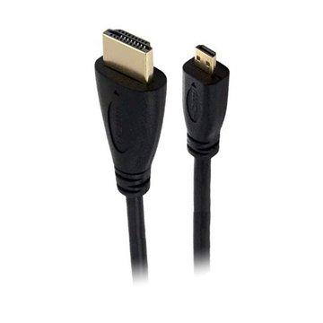 کابل تبدیل HDMI به Micro HDMI پی نت طول 1.8 متر - 1