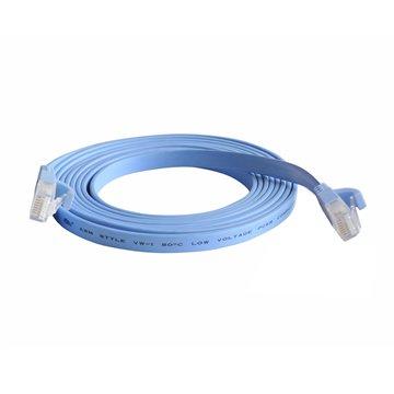 کابل شبکه فلت هویت مدل HV-CAT6 طول 10 متر - 1
