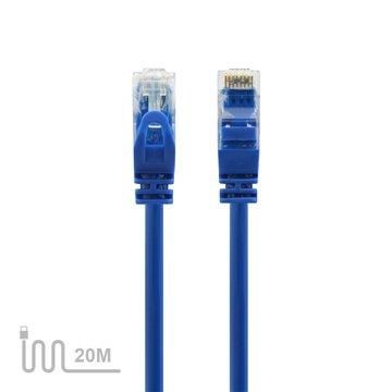 کابل شبکه Cat 6 دی نت طول 20 متر-1