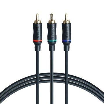 کابل 3 به 3 RCA فیلیپس مدل SWV7125S/10 طول 3 متر - 1