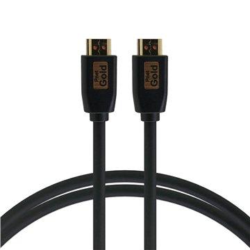 کابل HDMI پی نت مدل Gold طول 2 متر - 1