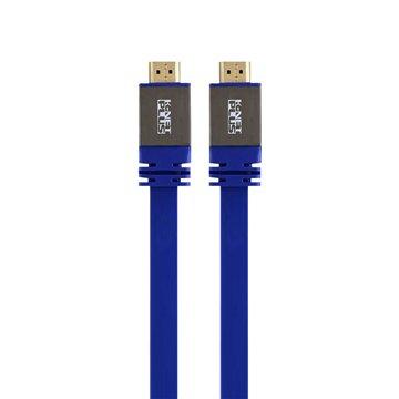 کابل HDMI کی نت پلاس مدل Pro Flat طول 1.8 متر - 1