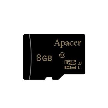 کارت حافظه Micro SDHC اپیسر استاندارد UHS-I U1 ظرفیت 8 گیگابایت کلاس 10 - 1