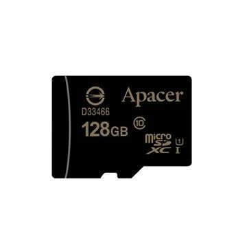 کارت حافظه Micro SDXC اپیسر استاندارد UHS-I UI ظرفیت 128 گیگابایت کلاس 10 - 1