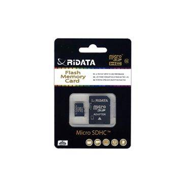 کارت حافظه Micro SDXC ری دیتا ظرفیت 64 گیگابایت کلاس 10 با آداپتور - 1