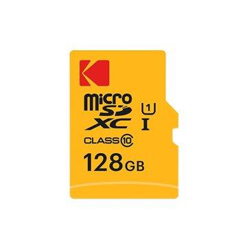 کارت حافظه Micro SDXC کداک استاندارد UHS-I U1 ظرفیت 128 گیگابایت کلاس 10 - 1
