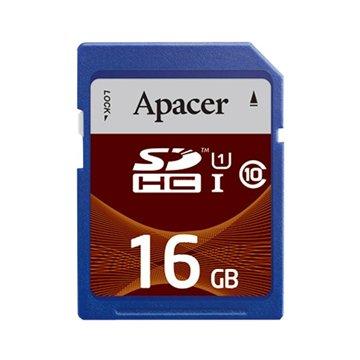 کارت حافظه SDHC اپیسر استاندارد UHS-I U1 ظرفیت 16 گیگابایت کلاس 10 - 1