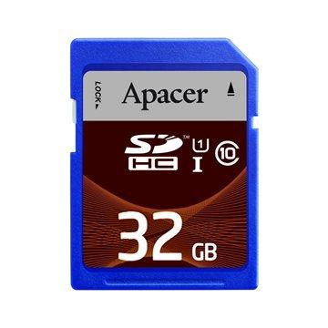 کارت حافظه SDHC اپیسر استاندارد UHS-I U1 ظرفیت 32 گیگابایت کلاس 10 - 1