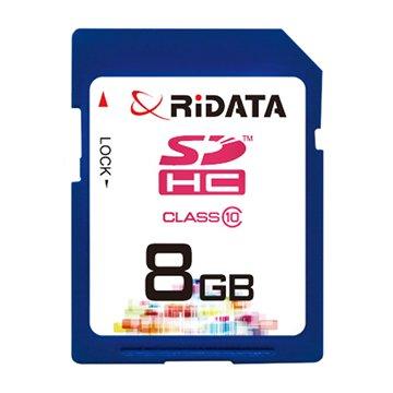 کارت حافظه SDHC ری دیتا ظرفیت 8 گیگابایت کلاس 10 - 1